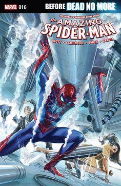 Marvel Comics *SPOIL* The Amazing Spider-Man #16 - Pantip