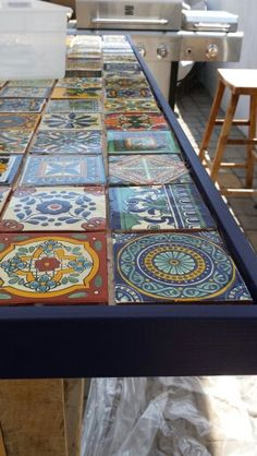 tile bar top | Tile Bar Top Design Ideas, Pictures, Remodel, and ...