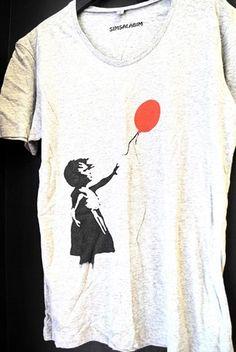 Balloon Tee,Boyfriend, 100% organic cotton