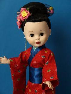 Mi rincón con Nancy Carmen20: Mi geisha