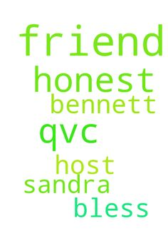 I pray god for being honest to pray the - I pray god for being honest to pray the lord for praying my friend Sandra Bennett who is the QVC host and Im her friend, bless my friend at QVC.  Posted at: https://prayerrequest.com/t/oai #pray #prayer #request #prayerrequest