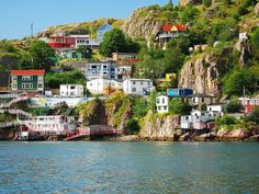 Travel to Newfoundland 20140924-newfoundland-st-johns-shutterstock.jpg Serious Eats