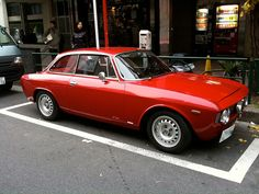 Alfa Romeo Giulia GTA (My Favorite Car)