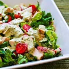 'Cafe Rio' Creamy Salad Dressing