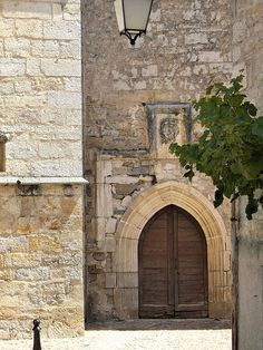 Eglise St-Maur. Martel (Lot) - Midi-Pyrénées