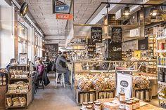 La populaire épicerie-restaurant du Quartier SOFO à Stockholm