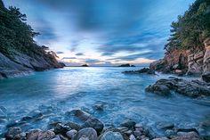 cloud, clouds, landscape, ocean, photography