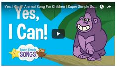Nursery rhymes and original kids songs that are easy-to-teach, easy-to-learn, and super fun! Our videos are intended for teachers and parents of young learne. Verbo Can, Verb Song, Movement Songs, Circle Time Songs, S Videos, Action Songs, Action Verbs, Preschool Music, Learning