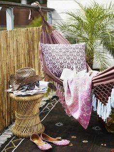 blanket pillow carpet hammock for balcony
