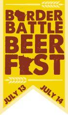 Border Battle Beer Fest pits MN vs. WI in craft beer.  http://www.borderbattlebeerfest.com/