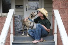 Beloved rescue dog returns favor to West Toledo owner... SO MANY great stories about these GREAT dogs!!