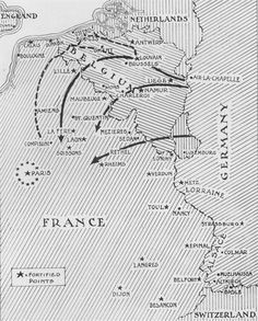 The 34 best ww1 trench maps images on Pinterest | Maps, World war ...