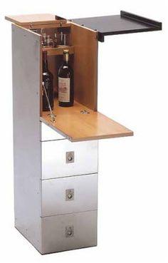 mueble bar moderno  S 55 Tecta