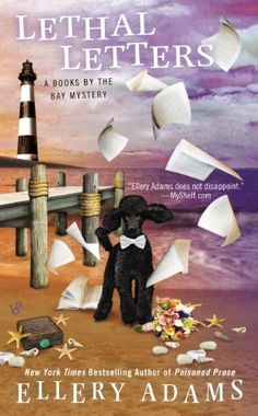 Lethal Letters (A Books by the Bay Mystery) by Ellery Adams, 11-14 http://www.amazon.com/dp/B00JJXUZH2/ref=cm_sw_r_pi_dp_bSGPtb1FS38SC