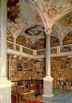 Biblioteca dello Studio Teologico-Accademico di Bressanone - Censimento delle Biblioteche Storiche dell'Alto Adige [CBS]