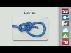 Bowline Knot | How to tie a Bowline Knot | End Loops Knots