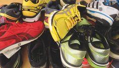 Escolha o par de sapatilhas adequado