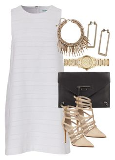 """Untitled #2156"" by erinforde ❤ liked on Polyvore featuring Balenciaga, Burberry and Topshop"