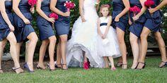 Bridal Party Posing - www.kellibrewer.com