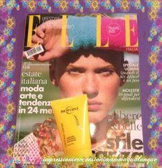 In edicola con la rivista Elle, maschera lucentezza istantanea per capelli Biopoint, peccato che sia solo da 30ml. Costo 3 euro.