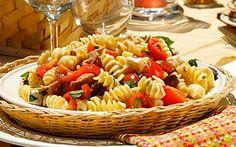 tuna and pasta rock