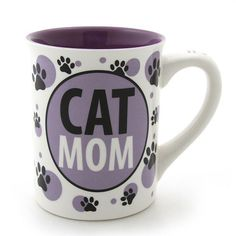 Enesco Our Name is Mud Cat Mom Mug
