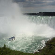 Maid of the Mist, Niagra Falls