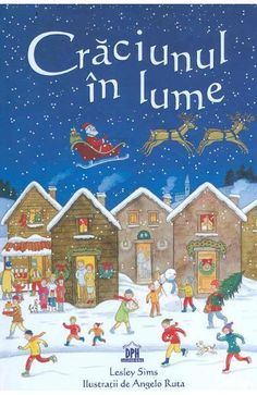 """Read """"Christmas around the world: Usborne Young Reading: Series One"""" by Lesley Sims available from Rakuten Kobo. Christmas customs, festive food, present-giving, songs and traditional stories from around the world with easy-reading t. Christmas Books, 1st Christmas, A Christmas Story, Christmas Ideas, Christian Christmas, Christmas Projects, Holiday Ideas, Around The World Theme, Holidays Around The World"""
