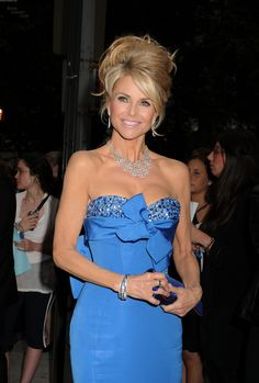 Christie Brinkley - I want to look just a little like this when I'm nearing 60!
