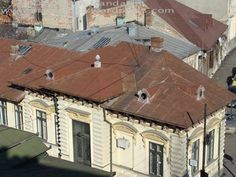 """""""Little Paris"""" houses, Bucharest"""