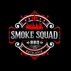 Logo Design Services, Custom Logo Design, Custom Logos, Graphic Design, Smoke Logo, No Pantry Solutions, Rasta Art, Chef Tattoo, Hookah Smoke