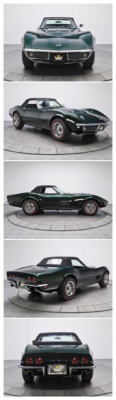 1968 Chevy Corvette Sting Ray 427 by Auto Retro, Retro Cars, Vintage Cars, Chevrolet Corvette Stingray, Chevy, Automobile, Classic Corvette, Gm Car, Sweet Cars