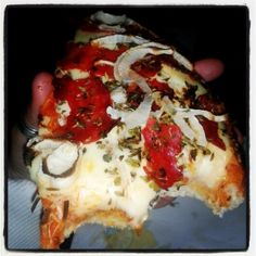 Pan pizza casero