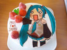 マリオネットのイラストケーキ(拡大表示) - 写真共有のlivedoor PICS(ピクス)