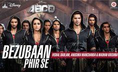 Bezubaan Phir Se Song Official Mp4 Hd Video #ABCD2