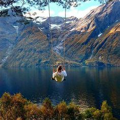 Norway. PC : @sandramolnes #expatvibes