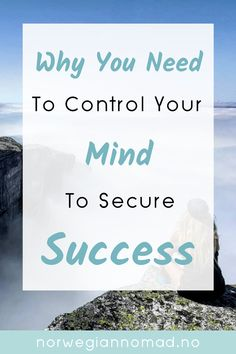 """""""Do you need to control your mind to secure success ?"""" Daniel said over the phone. I answered with a question; Have you ever been in a situation where you feel like the exact thing that is happening, has happened before? Citations Yoga, Motivational Quotes, Inspirational Quotes, New Start, Mindset Quotes, Self Improvement Tips, Journal Prompts, True Words, Way To Make Money"""