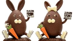 Editar, Comentario, Compartir, Enviar este Mensaje: 18 Chocolates, Easter Chocolate, Love Chocolate, Easter Egg Designs, Tea Cookies, About Easter, Easter Projects, Easter Recipes, Easter Eggs