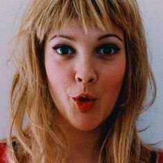Drew Barrymore in the 90's