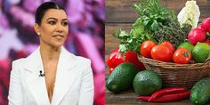 Kourtney Kardashian recently launched her new lifestyle website Poosh and one unique salad recipe is generating a lot of negative attention. Kardashian Salads, Kourtney Kardashian, Salad Recipes, Healthy Recipes, Nicoise Salad, Sliced Tomato, Fresh Mozzarella, Dairy Free, Low Carb