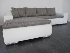 Neu 330cm alcantara bettsofa schlafcouch sofa couch for Sofa fabrikverkauf