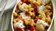 Fenchel, Oliven, Tomaten und Kabeljau sorgen für Abwechslung und kommen als leichtes Gericht auf dem Tisch. #LoveAtFirstTaste https://youtu.be/xwx7NnPQ44U http://myflavour.knorr.com/de-DE/profiler