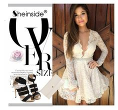 """SHEINSIDE 4\8"" by maidahadzic ❤ liked on Polyvore featuring Daum"