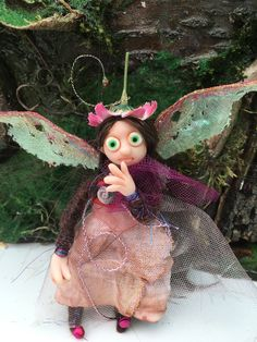 ooak poseable under the sea or fairy creature mermaid