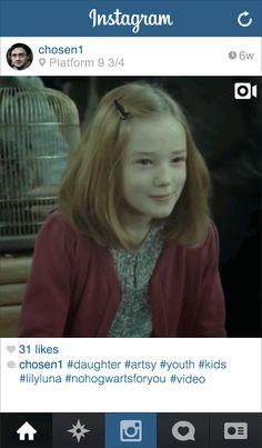 If Modern-Day Harry Potter Had Instagram