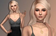 Sims 4 CC's - The Best: Leslie Vickers by Trillyke