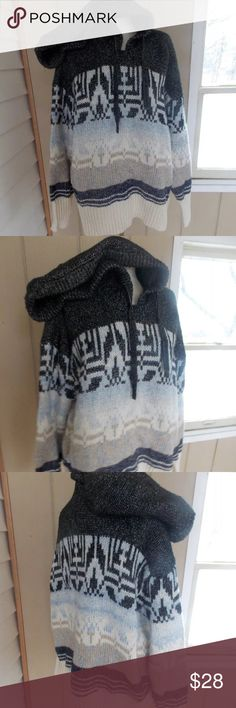 Victoria's Secret Hooded Sweater Size Small Size small. Super gently preowned. Be sure to view the other items in our closet. We offer both women's and Mens items in a variety of sizes. Bundle and save!! Thank you for viewing our item!! Victoria's Secret Sweaters