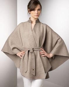 Loro Piana Sloane Cape. I want :)