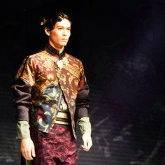 JFFF AWARDS feat Deden Siswanto @DenSiswanto 'Culturecstatic'  @JFFF_Info from my  #PathFashionReport #tenun #ikat #bali #uomo #fashion #indonesia #jfff #jf3 #dedensiswanto #appmi Ikat, Bali, Awards, Men Casual, Culture, Mens Tops, Dresses, Vestidos, Dress
