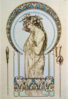 Art of Alphonse Mucha